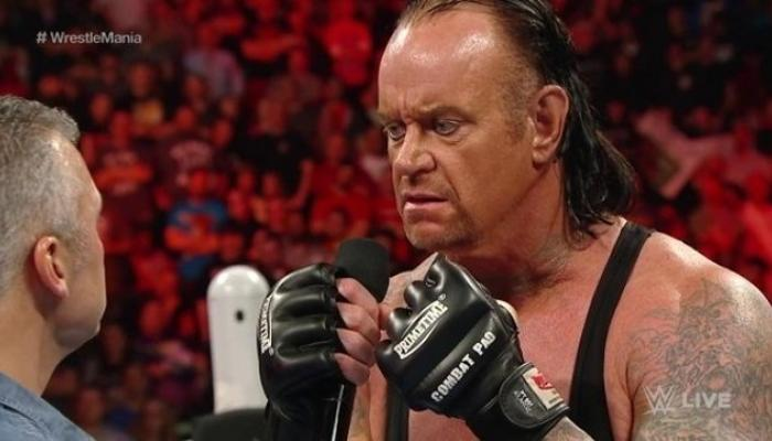 पराभवानंतर अंडरटेकरचा WWEला अलविदा