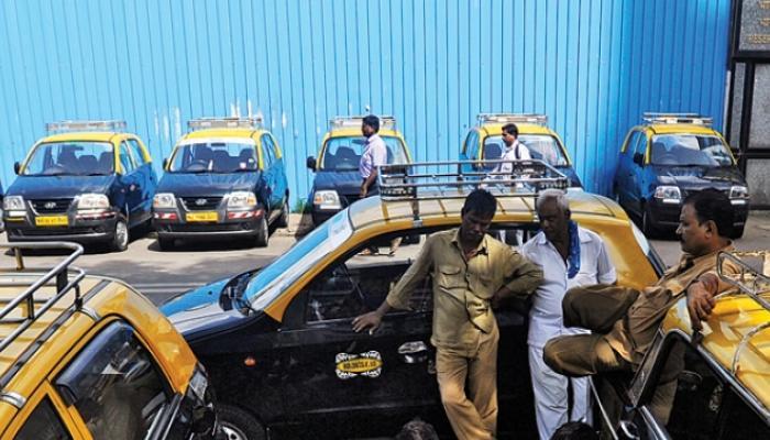 काळ्या-पिवळ्या टॅक्सीचे बुकिंग आता मोबाईल अॅपवर
