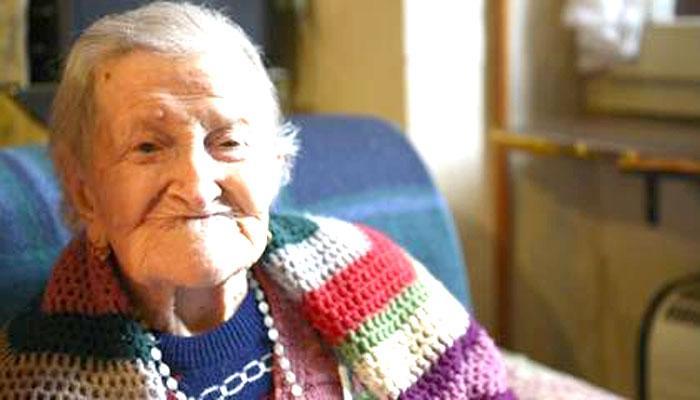 सर्वात वृद्ध महिलेची प्राणज्योत मावळली