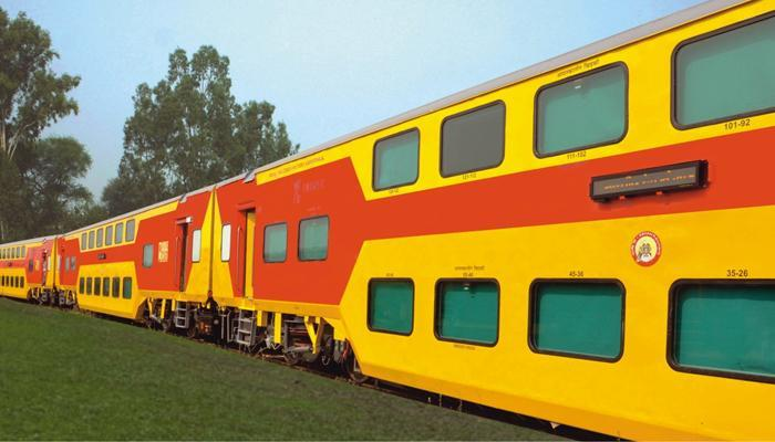 जुलैपासून सुरू होणार नवीन डबल डेकर ट्रेन