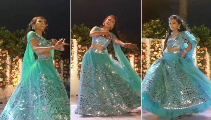 VIDEO : या दुल्हनचा डान्स पाहून दंग व्हाल, डान्स पाहून तुम्ही म्हणाल WOW