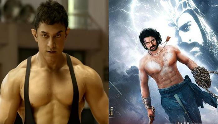 रिलीज होण्याआधीच बाहुबली-2 ने आमिर खानच्या 'दंगल'ला टाकले मागे, पाहा कसे ते?