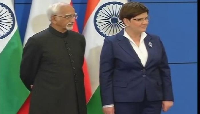 NSGमध्ये सदस्यत्वासाठी पोलंडचा भारताला पाठिंबा