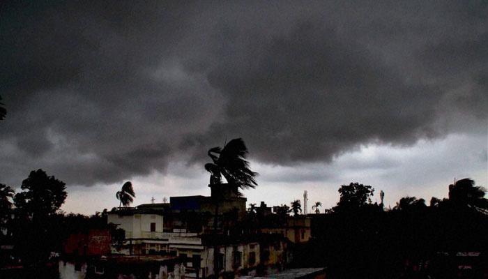 लातूरमध्ये मेघ गर्जनेसह अवकाळी पाऊस