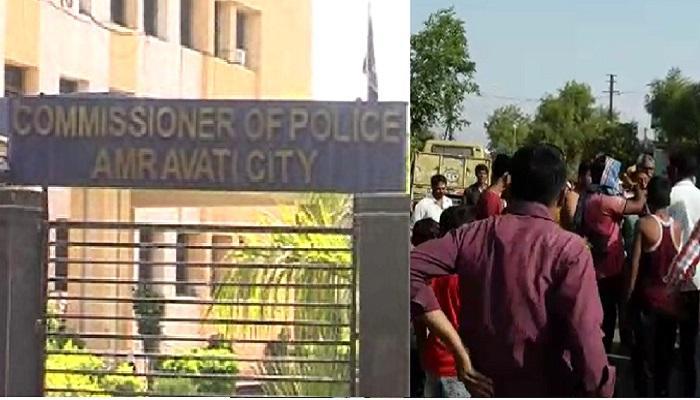 दारू अड्ड्यावरील विक्रेत्यांचा पोलिसांवर हल्ला