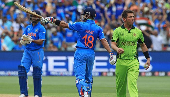 भारत पुन्हा पाकिस्तानला हरवेल - गांगुली