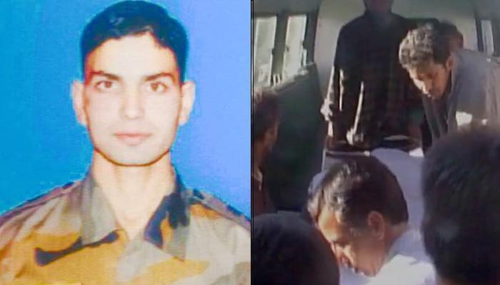 लग्न मंडपातून लेफ्ट. डॉ. उमर फयाज यांचे दहशतवाद्यांकडून अपहरण, नंतर हत्या