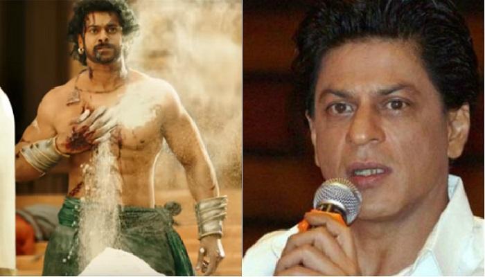 'बाहुबली२' च्या रेकॉर्डतोड कमाईवर शाहरुखची प्रतिक्रिया
