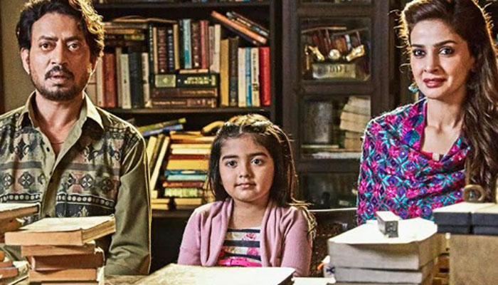FILM REVIEW : अनेक पालकांचं दुखणं मांडतोय 'हिंदी मीडियम'