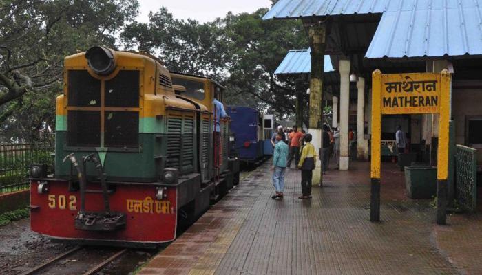 माथेरानची टॉय ट्रेन आता लवकरच सुरु होणार