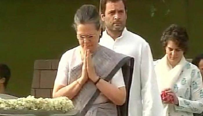 भारतरत्न माजी पंतप्रधान राजीव गांधी यांची 26 वी पुण्यतिथी