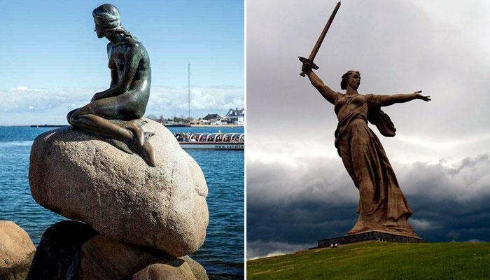 जगातील सर्वात प्रसिद्ध पुतळे
