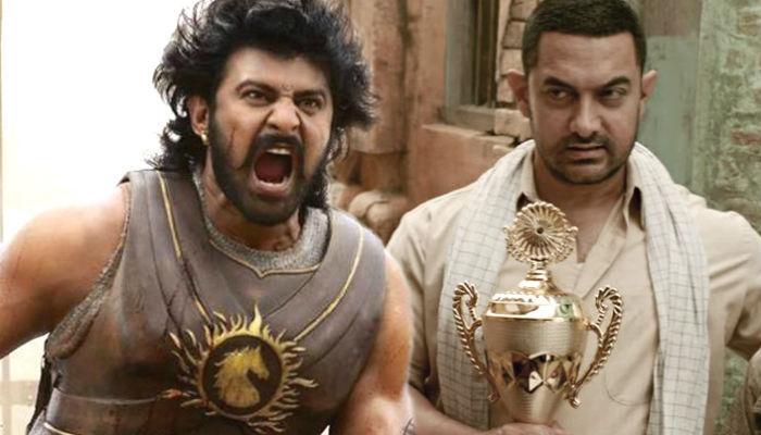 आमिरच्या 'दंगल'शी 'बाहुबली'चा मुकाबला!