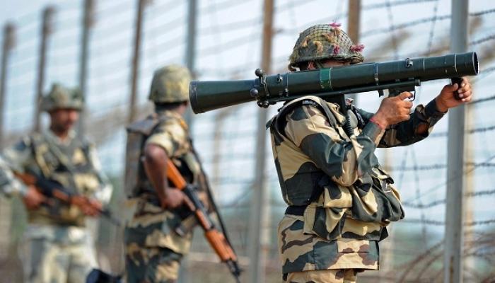 भारतीय लष्कराकडून पाकिस्तानच्या चौक्या उद्ध्वस्त