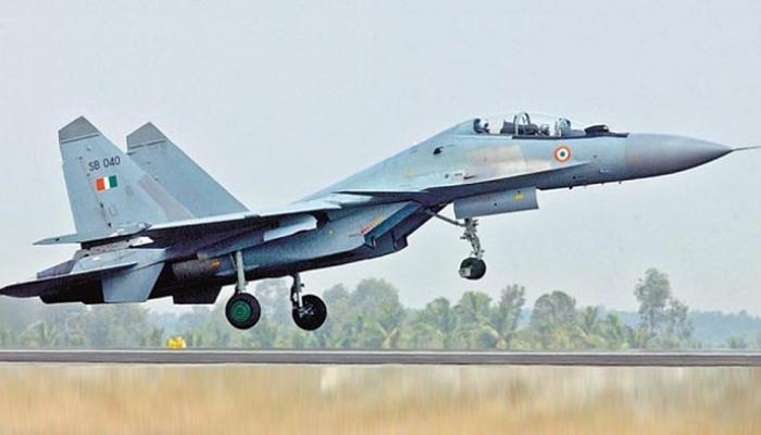 चीनच्या सीमारेषेवर भारताचे सुखोई-३० विमान बेपत्ता
