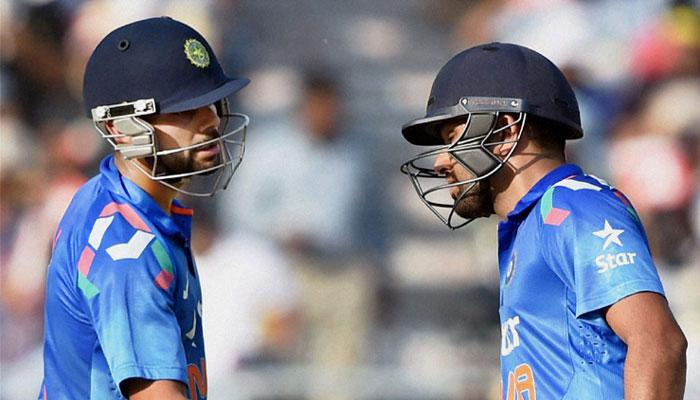 चॅम्पियन्स ट्रॉफीसाठी रोहित शर्मा भारताचा व्हाईस कॅप्टन?