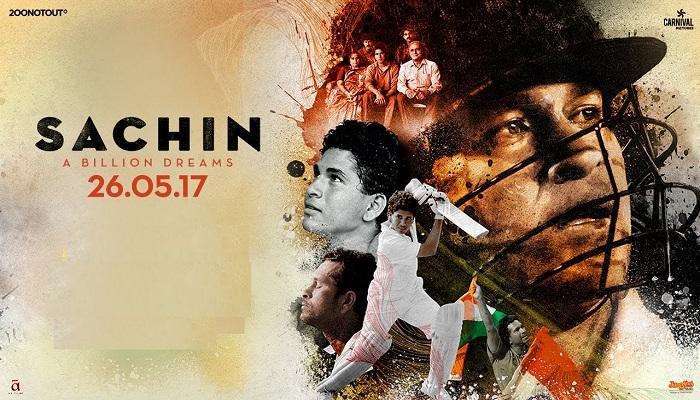 'सचिन अ बिलियन ड्रिम्स' सिनेमा जगभरात ५ भाषांमध्ये प्रदर्शित