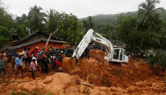 श्रीलंकेत पूरात ९१ जणांचा मृत्यू, भारताचा मदतीचा हात