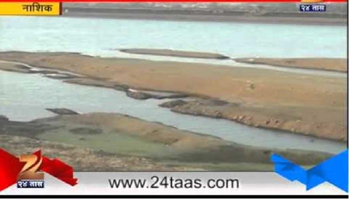 नाशिकमध्ये दारणा नदीपात्रात चार मुलं बुडाले