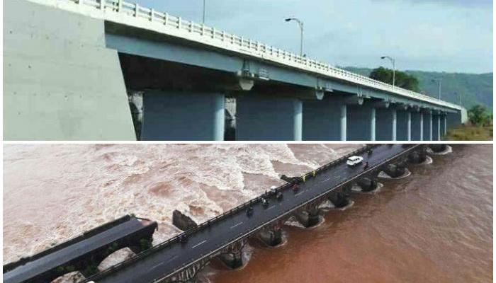 गडकरींची वचनपूर्ती! सावित्री नदीचा नवा पूल वाहतुकीसाठी खुला