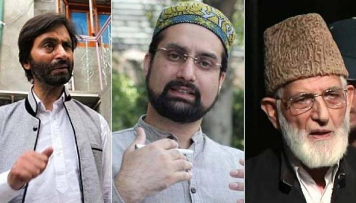 फुटिरतावादी नेत्यांची बैठक जम्मू-काश्मीर पोलिसांनी उधळली