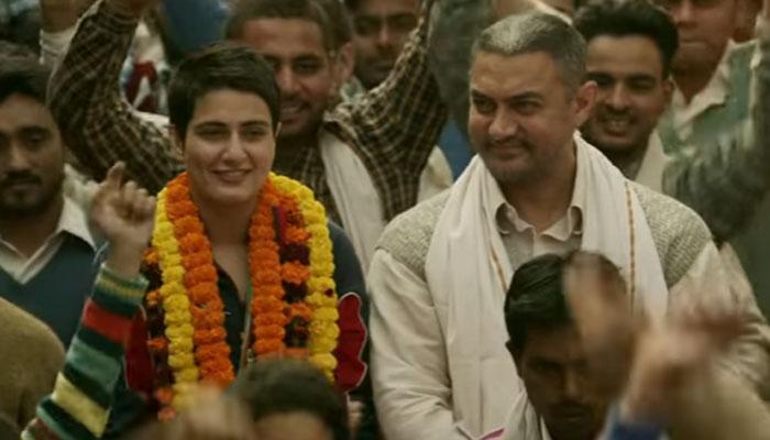 आमिरच्या 'दंगल'चा जगात डंका, कमाईचा आकडा वाढता वाढे