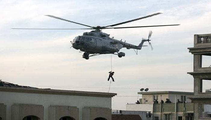 एनएसजीला मिळणार स्वत:चं हेलिकॉप्टर
