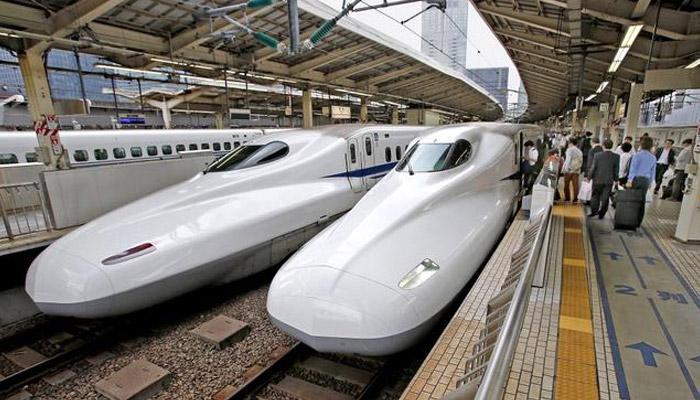 बुलेट ट्रेन २०२२ मध्ये !