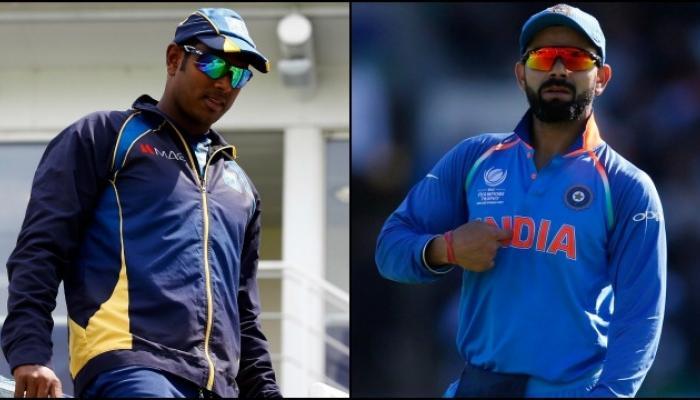 चॅम्पियन्स ट्रॉफी : श्रीलंकेनं टॉस जिंकून भारताला दिली बॅटिंग