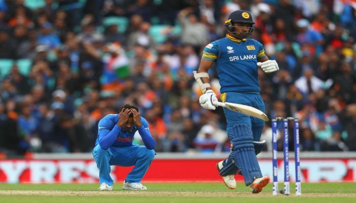 शिखर धवनचं शतक पाण्यात, श्रीलंकेकडून भारताचा ७ विकेटनं पराभव