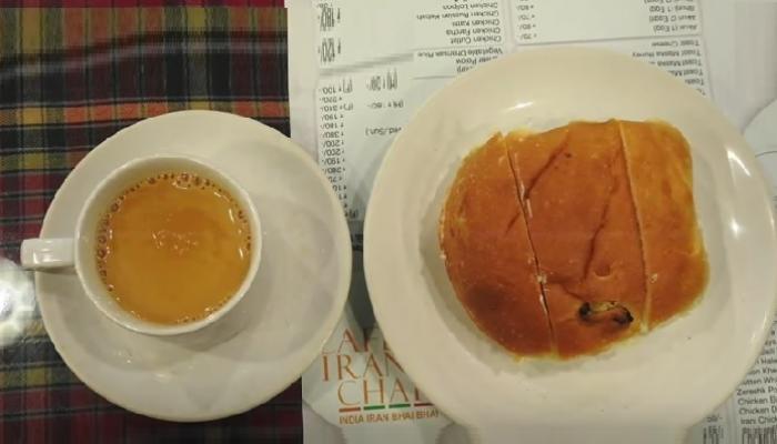 पाऊस, इराणी चहा आणि बनमस्का