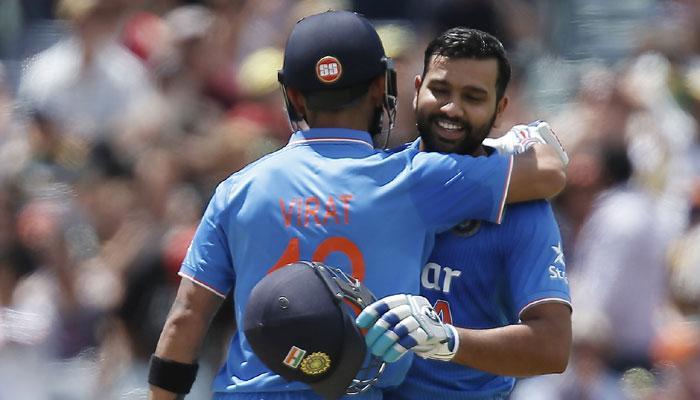 बांग्लादेशविरुद्धच्या मॅचसाठी रोहित शर्मा फिट