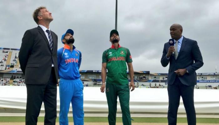 भारतानं सुरुवातीलाच दिले बांग्लादेशला धक्के