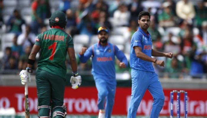 सुरुवातीच्या धक्क्यानंतर बांग्लादेशचा डाव सावरला