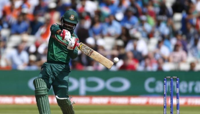 बांग्लादेशला तिसरा धक्का, फॉर्ममध्ये असलेला तमीम इक्बाल आऊट