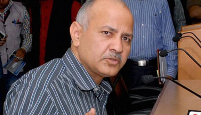 दिल्लीचे उपमुख्यमंत्री मनिष सिसोदियांच्या घरी सीबीआयचे छापे