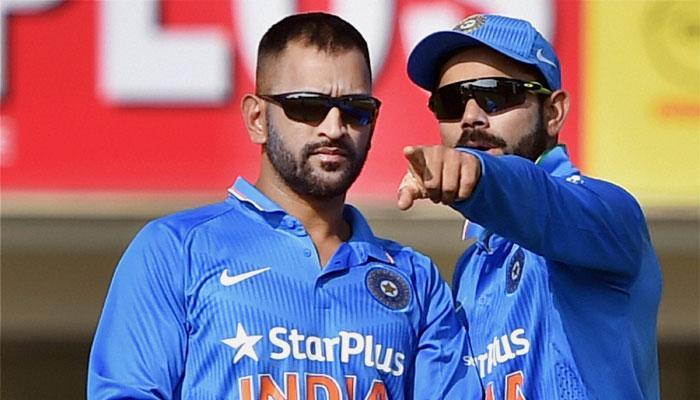 धोनीचा तो सल्ला कोहलीनं ऐकला आणि भारत मॅच जिंकला!