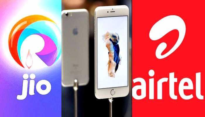 Airtelचा  जिओवर आरोप, बाजार खराब केला...