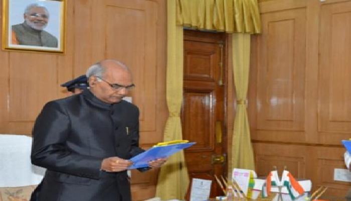 राष्ट्रपती निवडणूक : रामनाथ कोविंद यांच्याशी संबधित १० गोष्टी