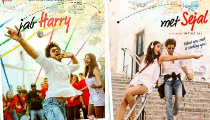 शाहरुखच्या 'हॅरी मेट सेजल'चा टिझर प्रदर्शित