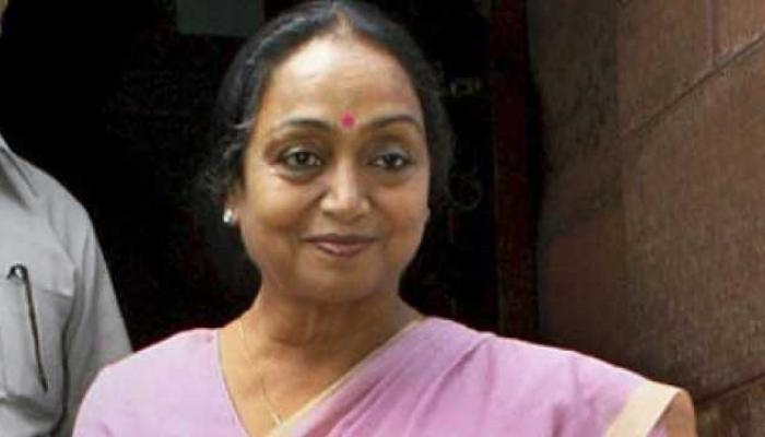 मीरा कुमार सोनिया गांधींच्या भेटीला