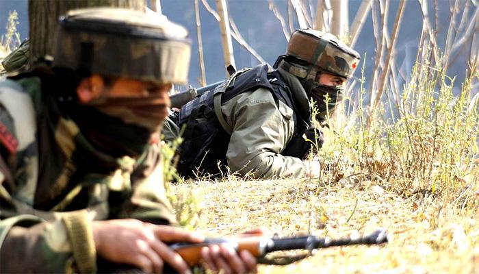 जम्मू-काश्मीरमध्ये ३ दहशतवाद्यांना कंठस्नान