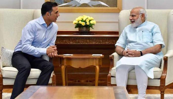 अक्षय कुमार करणार पंतप्रधान मोदींची भूमिका
