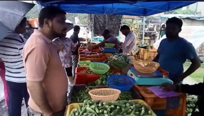 कल्याणमध्ये शेतकरी आठवडी बाजार सुरु