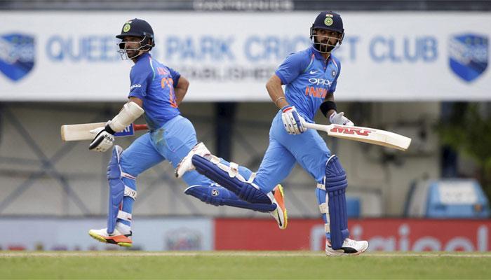 वेस्ट इंडिजसमोर विजयासाठी ३११ धावांचे आव्हान