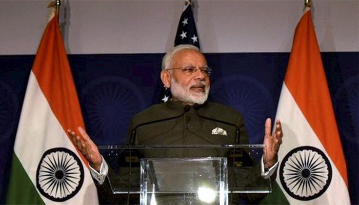 ३ वर्षात सरकारवर भ्रष्टाचाराचा एकही डाग नाही - पंतप्रधान मोदी