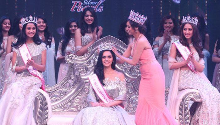 हरियाणाची मानुषी छिल्लर झाली 'मिस इंडिया'