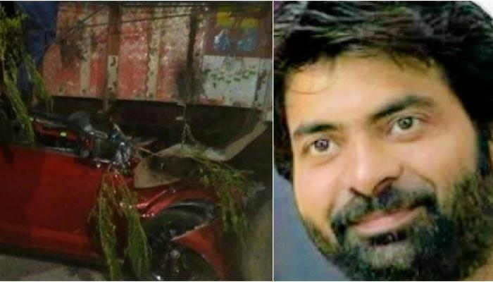 अभिनेता रवी तेजाच्या भावाचा कार अपघातात मृत्यू