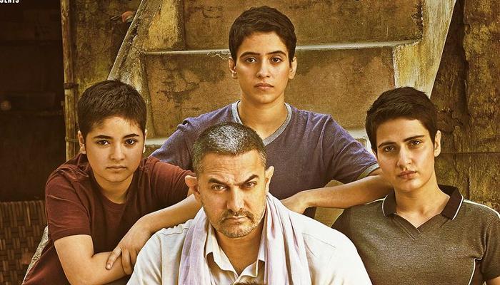 आमिरच्या 'दंगल'नं तोडले भारतीय सिनेमांचे सगळे रेकॉर्ड