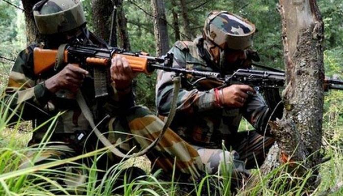 जम्मू-काश्मीरमध्ये १ दहशतवादी ठार, आणखी २ दहशतवादी असल्याची माहिती